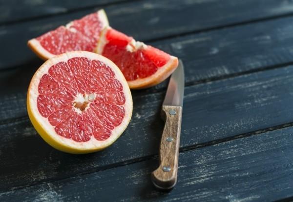 dehydrieren vermeiden rhabarber limonade selber machen grapefruit saft lecker