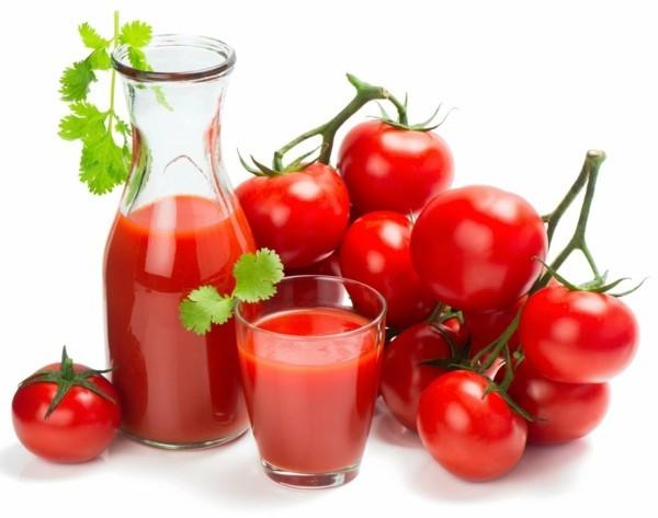 dehydrieren vermeiden rhabarber limonade selber machen tomaten