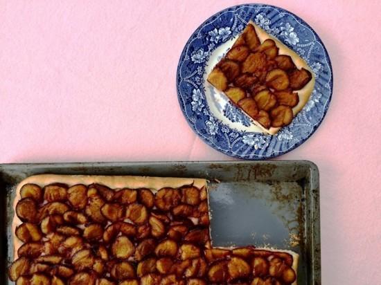 dessertideen schneller pflaumenkuchen hefeteig für pflaumenkuchen