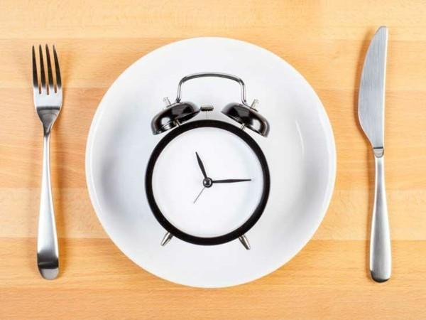 intervallfasten gesund essen