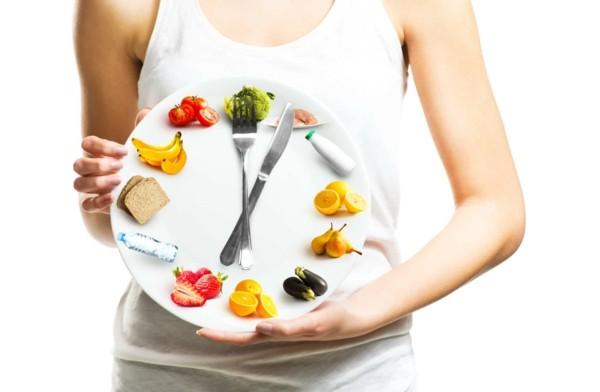 intervallfasten gesunde ernährung