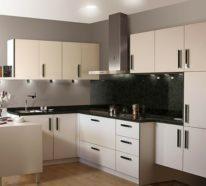 Die kleine Eckküche einrichten: 7 tolle Tipps für mehr Stauraum und optische Weite