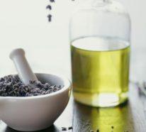 Das einfachste Lavendelsirup Rezept: Der Sommer kann schon richtig anfangen!