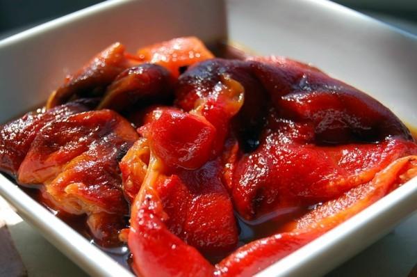 leckere paprika gemüsesorten gekocht