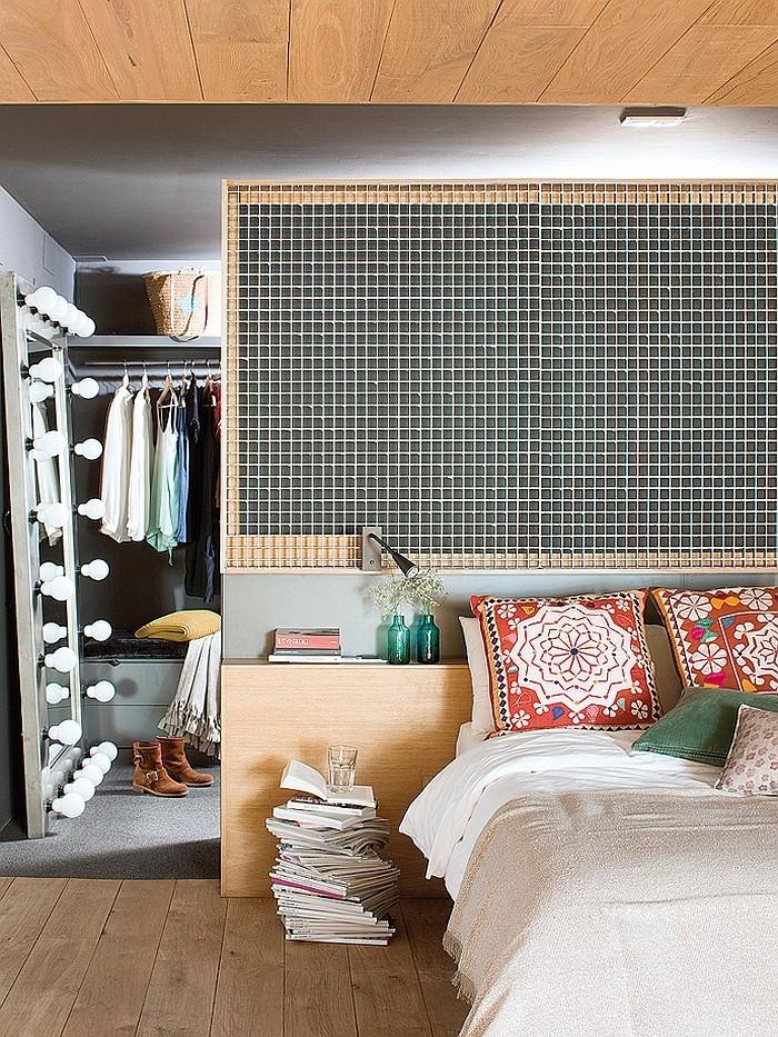 loftwohnung schlafzimmer ideen
