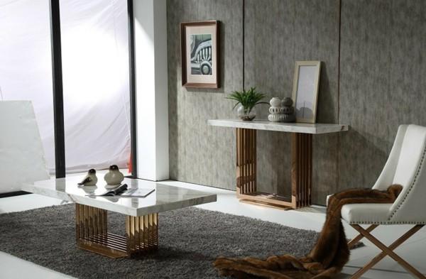 Marmor couchtisch der zeitlose hingucker im wohnzimmer for Designer couchtisch marmor