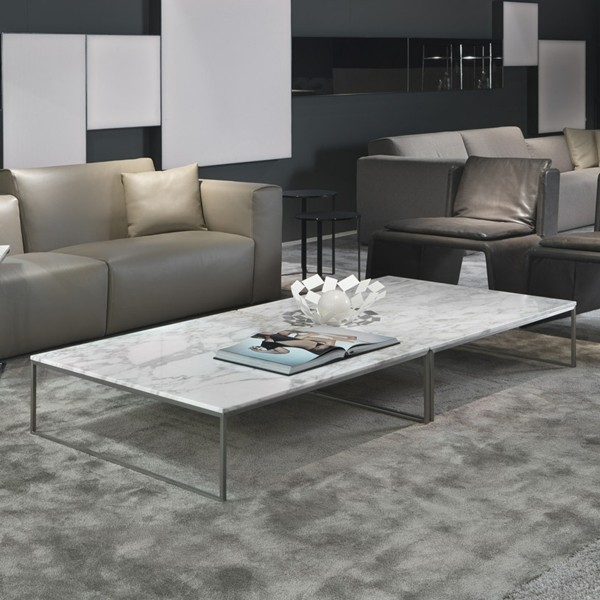marmor optik couchtisch couchtisch glas mit holz vittsj. Black Bedroom Furniture Sets. Home Design Ideas