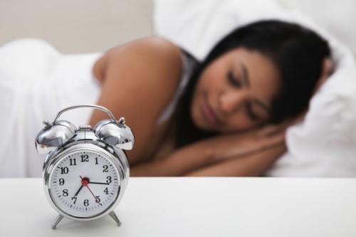 metabolismus ankurbeln ausschlafen