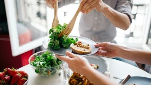 metabolismus ankurbeln salat idee