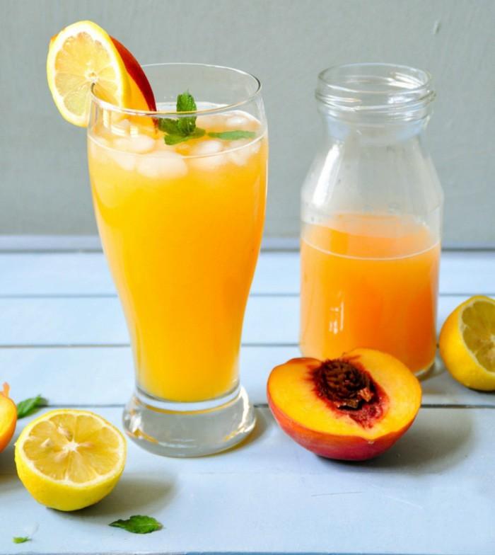 pfirsich-flasche-limonade-ideen