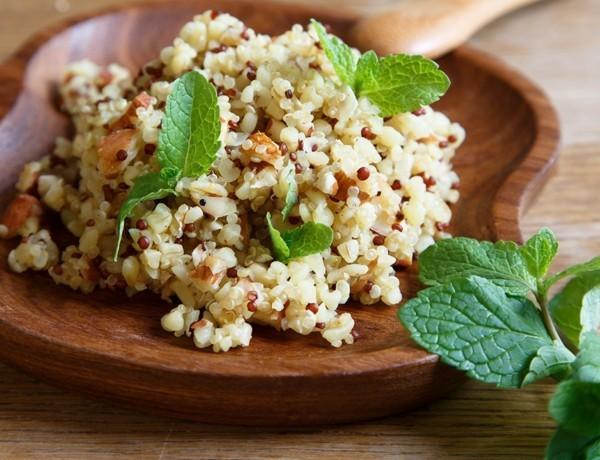 quinoa bauchfett loswerden