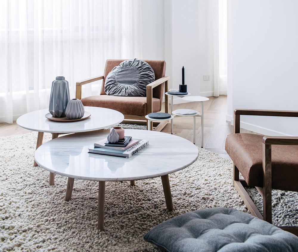 Marmor Couchtisch: Der zeitlose Hingucker im Wohnzimmer