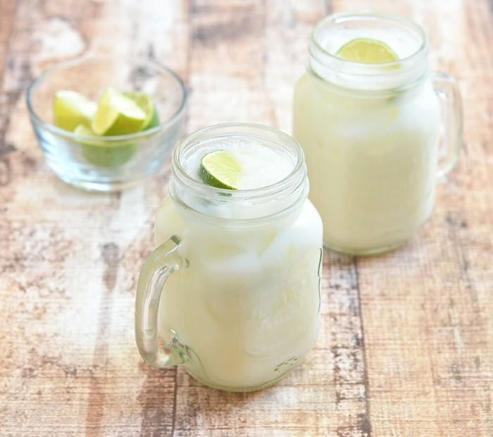 schöne weiße farbe limonade ideen