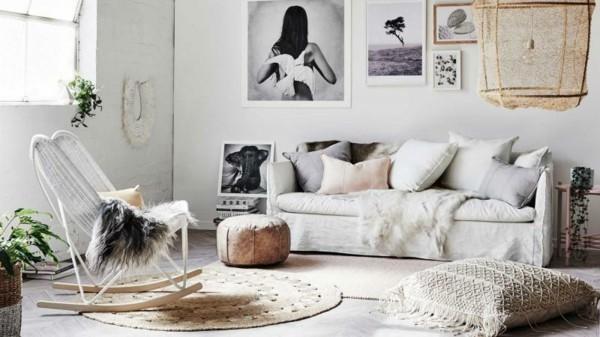 skandinavische einrichtung designer möbel aus naturmaterialien