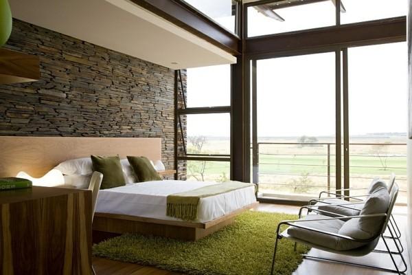 traumhaus schönes modernes schlafzimmer