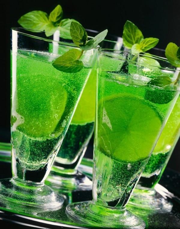 waldmeister rezepte limonade selber machen cocktail