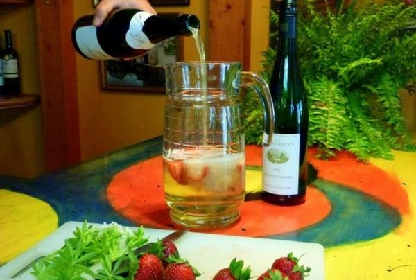 waldmeister rezepte limonade selber machen zutaten