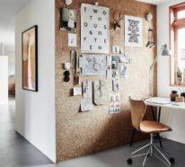 Wanddeko Ideen und Tricks, die unsere Arbeitseinstellung verbessern