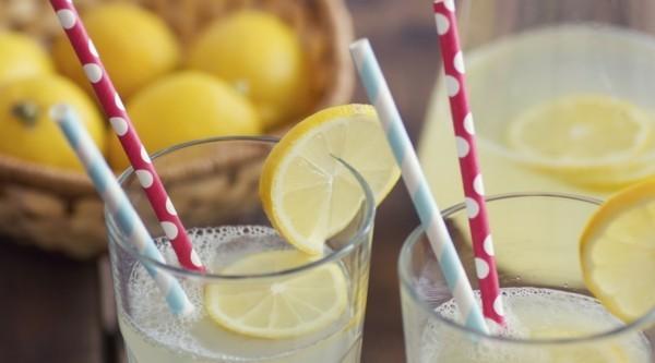 zitronengeranie bluete limonade selber machen