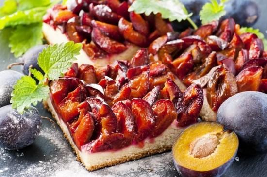 zwetschgenkuchen schneller pflaumenkuchen dessertideen