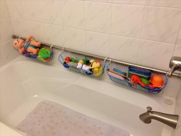 Badezimmer Ideen für kleine Bäder badewanne