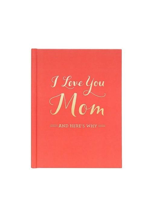 Geburtstagsgeschenke für Mama Notizbuch Gefühle schriftlich ausdrücken