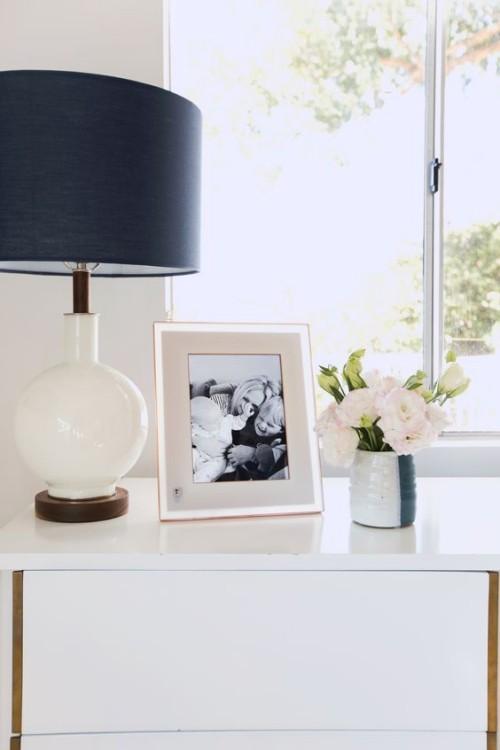 Geburtstagsgeschenke für Mama schöne Familienfotos erfreuen Auge und Seele