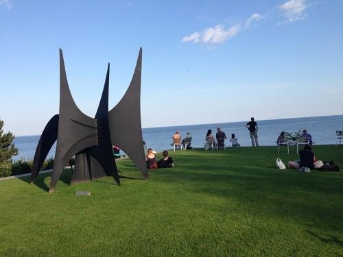 Louisiana Museum für moderne Kunst Kopenhagen Dänemark schönste Orte für Picknick auf der Welt