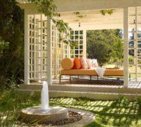 Pergola – das etwas andere Wohnzimmer unter freiem Himmel