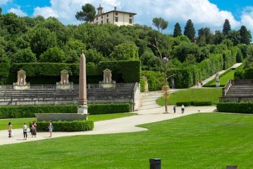 Schönste Orte für Picknich weltweit Florenz Boboli Gärten