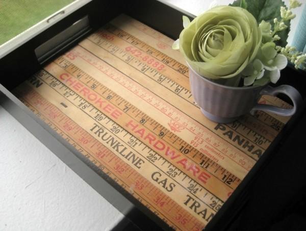 Tischdeko Ideen Tischordnung Platzordnung platzset upcycling ideen
