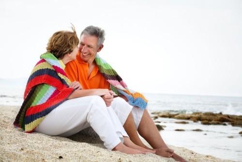 Zusammen reisen mit Lebenspartner viele tolle Momente im Urlaub miterleben goldene Regeln für gesundes langes Leben