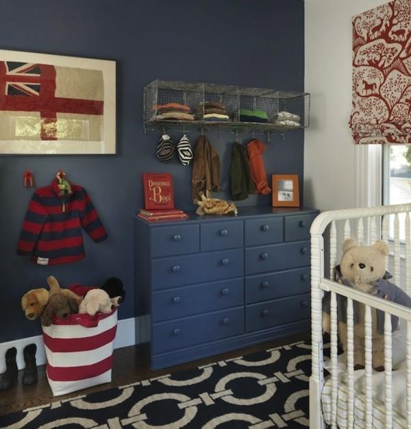 babyzimmer Deko Ideen modern britisch