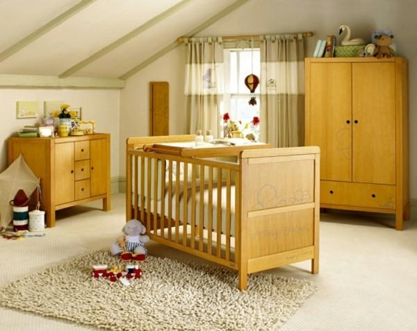 babyzimmer deko ideen pastell farben