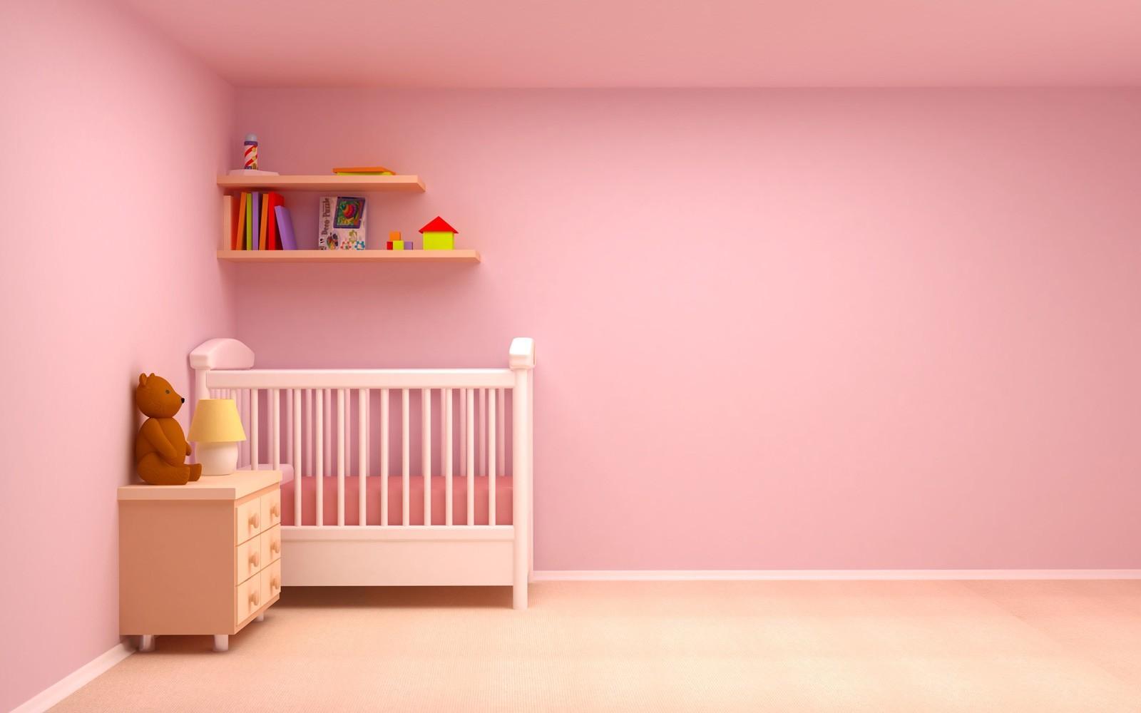 Bezaubernd Babyzimmer Wanddeko Foto Von