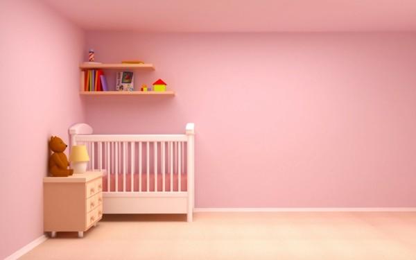 babyzimmer Deko Ideen pfiersich