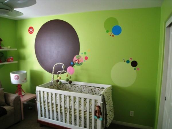 babyzimmer Deko Ideen wanddeko