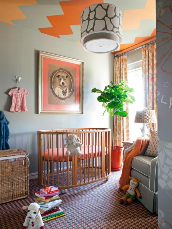 babyzimmer Deko Ideen winni pooh