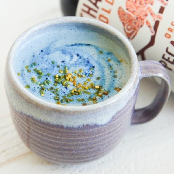 bienenpollen blaue moon milk natürliche schlafmittel