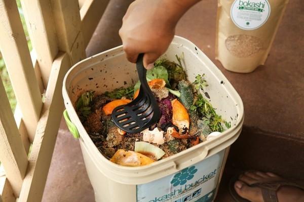 bokashi eimer organischer dünger