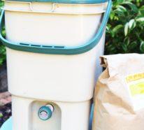 Bokashi Eimer: Der neue Trend, organischen Dünger selber zu machen