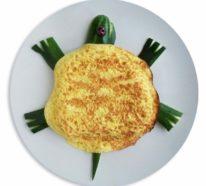 42 Dekoideen, wie das Basteln mit Kindern zum kreativen Teller Anrichten wird