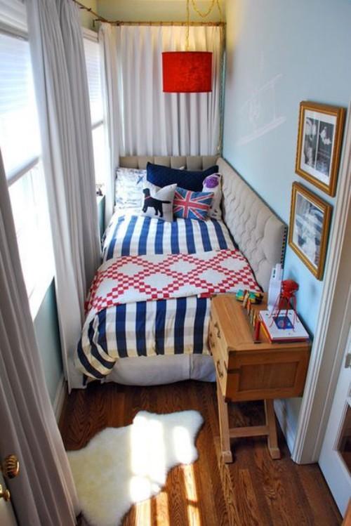 den raum optimal nutzen kleine schlafzimmer
