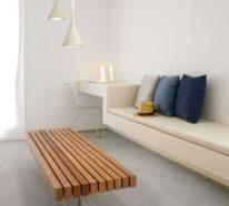 Kleine Wohnung einrichten: 30 originelle und stilvolle Ideen