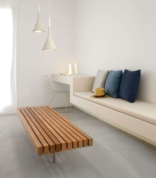 elegante sitzplätze kleine wohnung