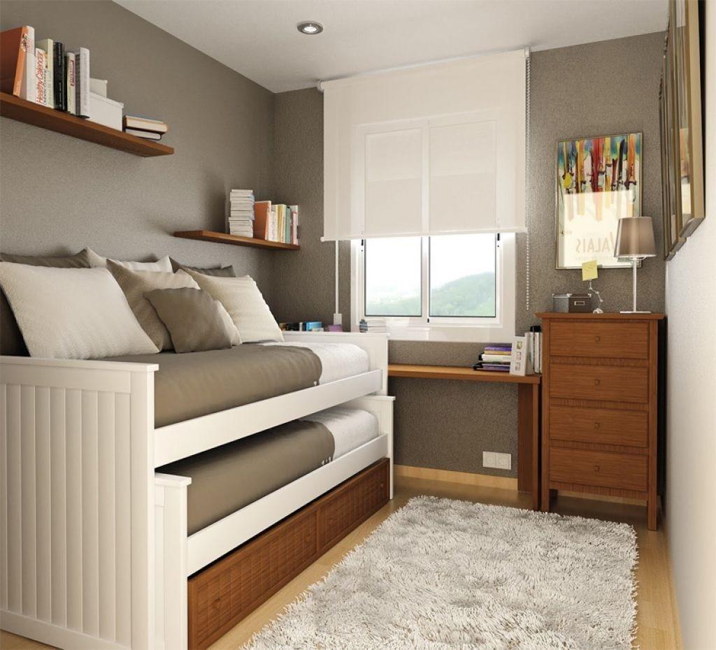 tolle ideen f r betten f r moderne kleine schlafzimmer. Black Bedroom Furniture Sets. Home Design Ideas