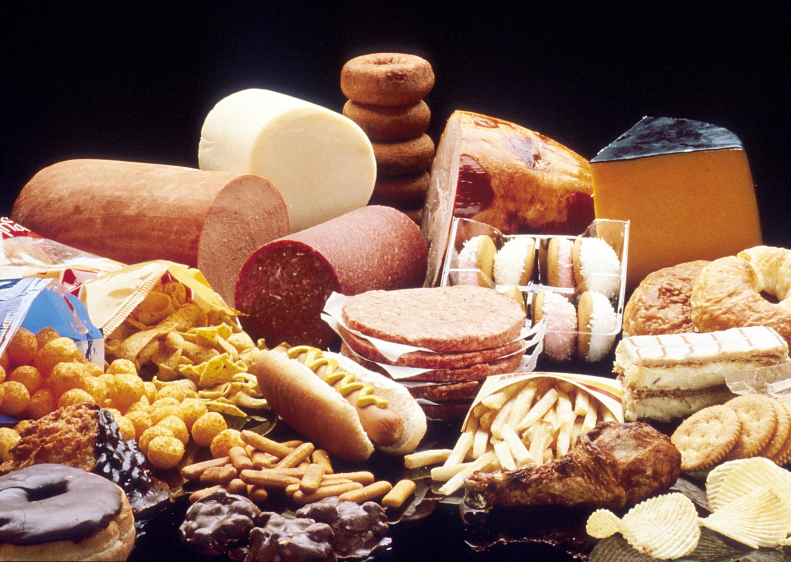 fette nahrungsmittel gesunde ernährung tipps