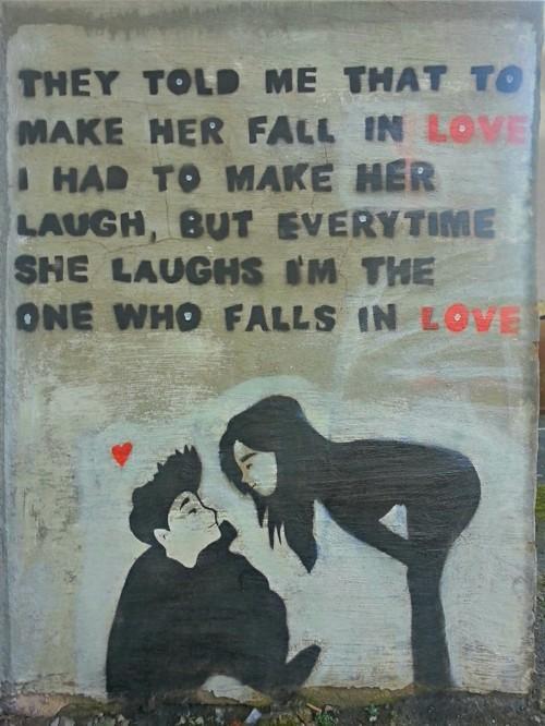 gedicht szene street art