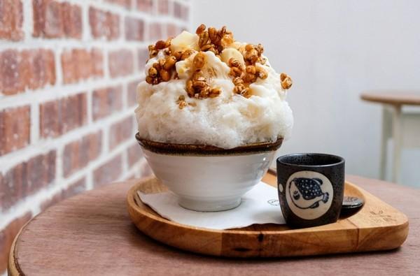 japanisches dessert kakigori eis