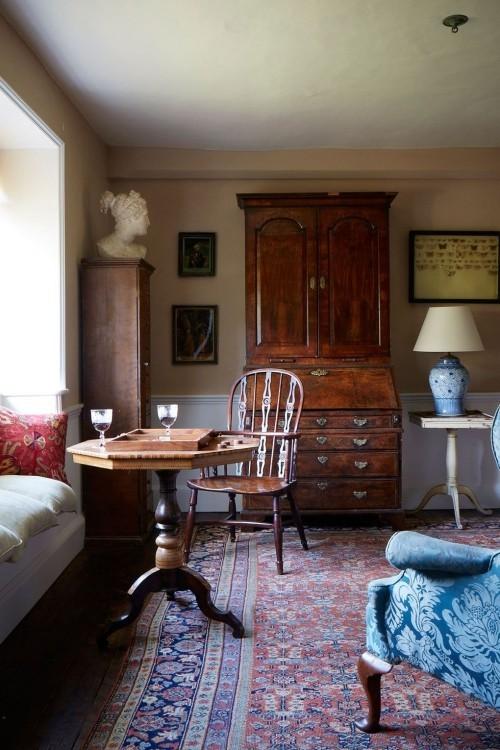 klassische inneneinrichtung wohnzimmer ideen